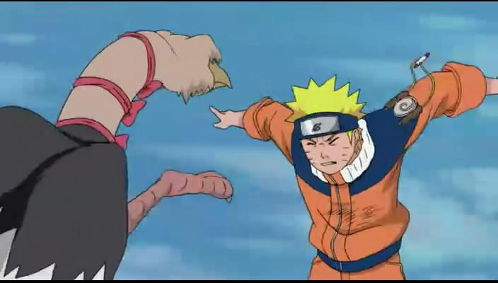 Naruto Shippuden Movie 1 Sub ITA La Morte di Naruto