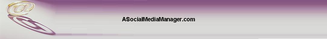 A Social Media Manager.com
