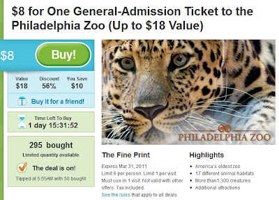 Detroit zoo discount coupons
