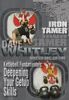 My Review of David Whitley's 'Kettlebell Fundamentals: Deepening Your Getup Skills'