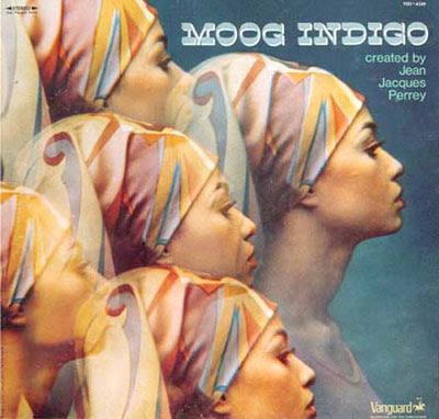 JEAN-JACQUES PERREY - MOOG INDIGO (1970)