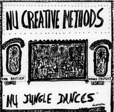 Cover Album of NU CREATIVE METHODS - NU JUNGLE DANCES (1978)