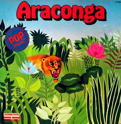 Cover Album of ARACONGA - ST (1975)