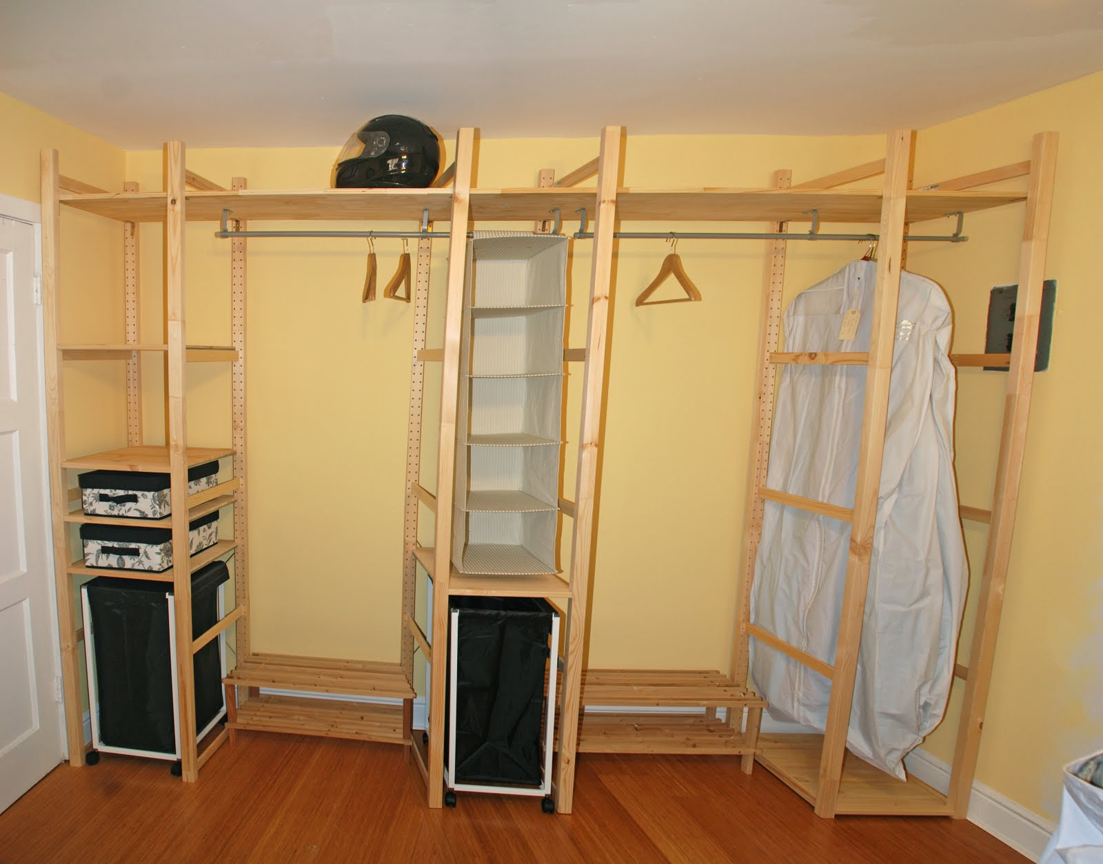 Cost Of Custom Closet System Home Improvement