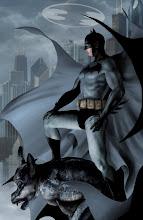 Batman por Cristian Peñas