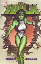 She Hulk como imagen referencial.