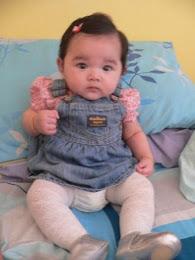 Sophie 4 months