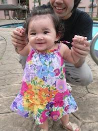 Sophie 8 months