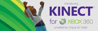 "kinect XBOX360 03 Microsoft officially renamed Project Natal to ""Kinect"" for XBOX 360"