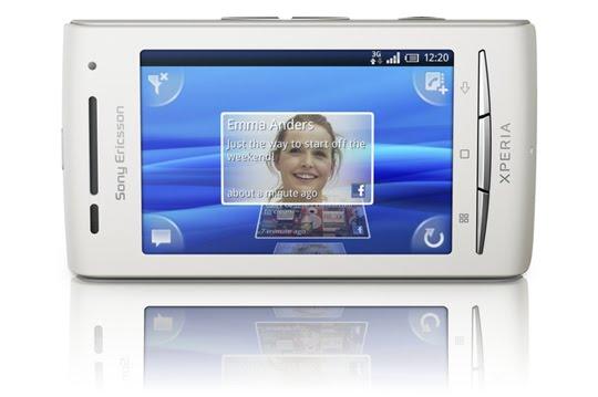 sony ericsson x8 white w pink and aqua covers. Sony Ericsson#39;s unveiled new