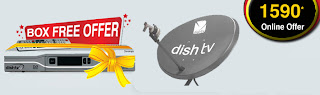 boxfree offer dishtv Airtel Digital TV,Tata Sky and Reliance BIG TV DTH reduced Tariff Package