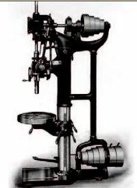 Larubena la evolucion del taladro herramienta tecnologica - Taladradora de columna ...