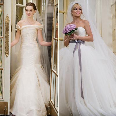 Ini yg dipakai Anne Hathaway sama Kate Hudson di film Bride Wars