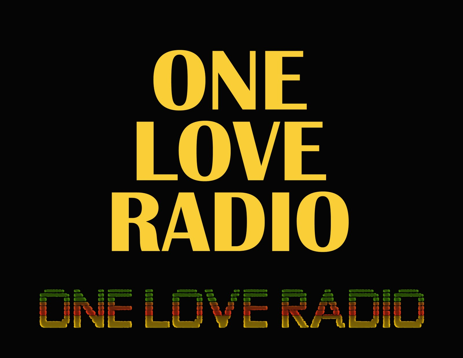 One Love Info from my peoples