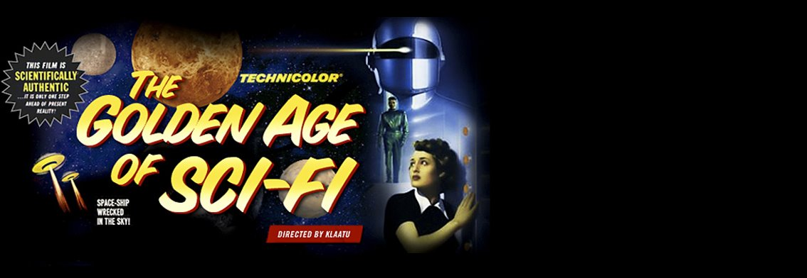 The Golden Age of Sci-Fi