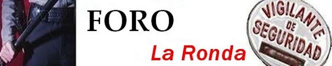 EL FORO DE LA RONDA