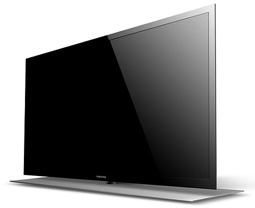 brightest led tv 2009