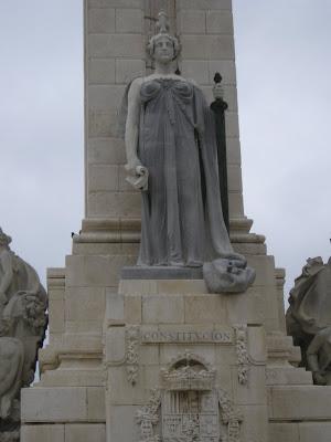 Monumento a la Constitución de 1812. Cádiz