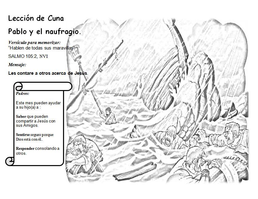 MANUALIDADES PARA LA ESCUELA DOMINICAL: páginas para colorear