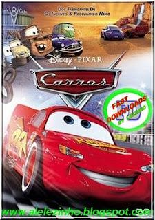 FILME+CARROS+DUBLADO Carros 1   Cars 1 Dublado