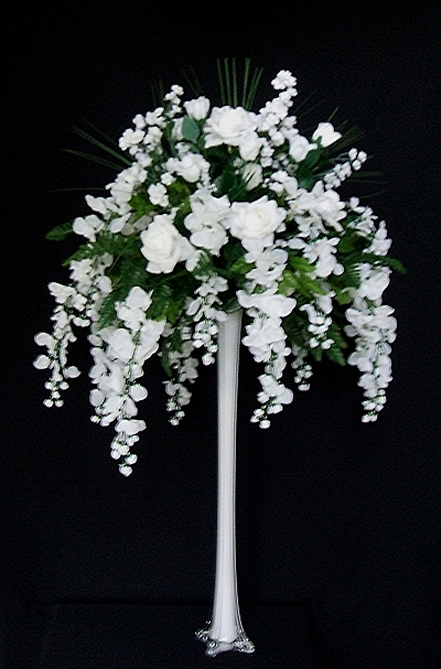 Events By Tammy Diy Wisteria Centerpieces