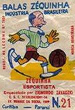 - Balas Zéquinha