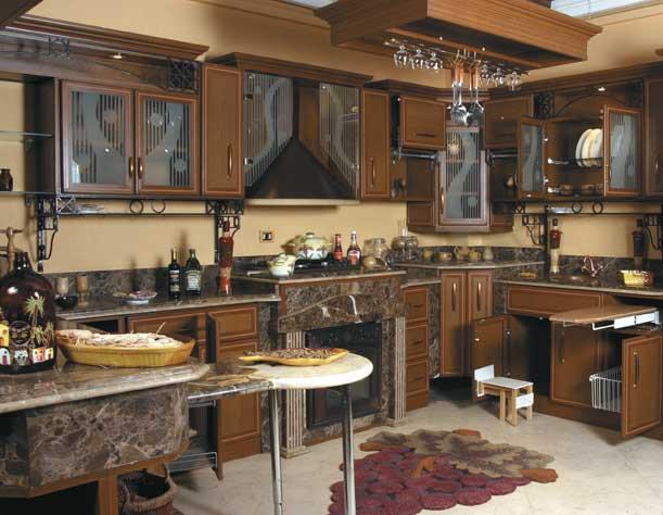 Art deco cuisine classique el gance naturel for Deco cuisine classique