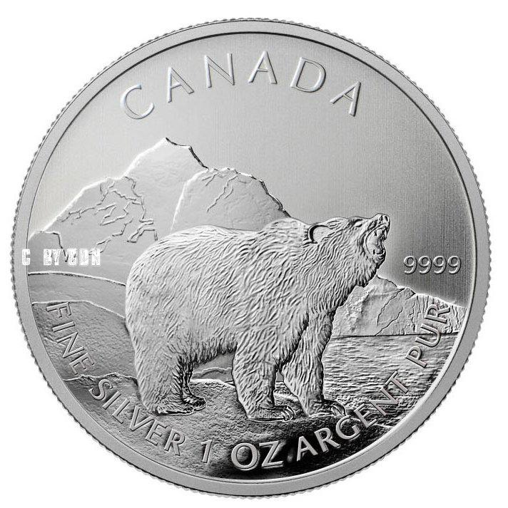 Royal Candian Mint Grizzly