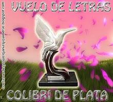 PREMIO COLIBRI DE PLATA