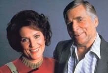 Majel Barrett and Gene Roddenberry