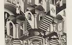 A arte matemática de M. C. Esche