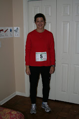 Before the 3 Bridges Marathon 12/09