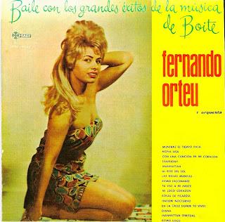 FERNANDO ORTEU - Baile con los grandes xitos de la msica de boite (196s)