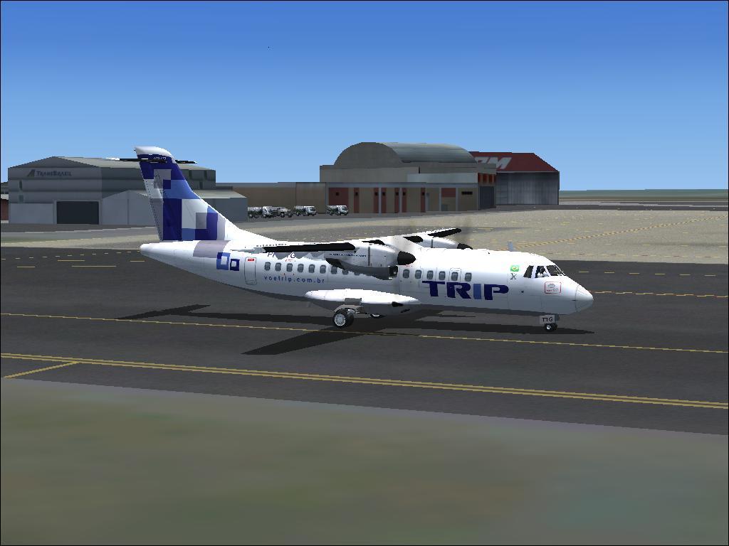 Teste: ISDT ATR 42-500 TRIP (FSX
