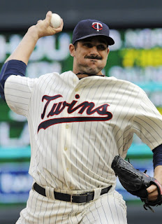Carl Pavano Minnesota Twins