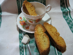 Anise Orange Biscotti