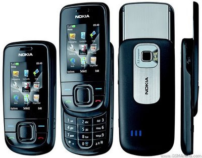 Nokia 3600 slide specification