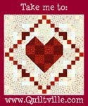 Quiltville Free scrap patterns
