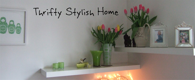 Thrifty Stylish Home