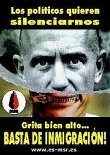 ALTO A LA INMIGRACIÓN!!
