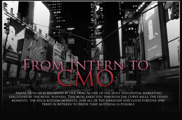 From Intern To CMO