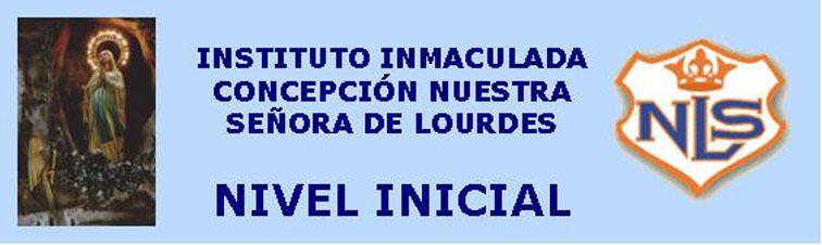 Nivel Inicial - Lourdes  - Flores