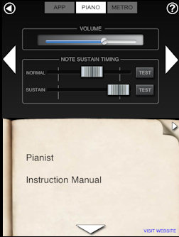 Pianist for iPhone