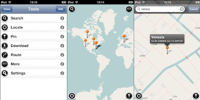 Open Maps for ipod Touch and iPhone