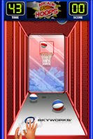 Arcade Hoops Basketball 3 point classic mode