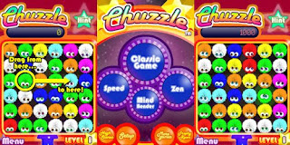 Chuzzle Application for iPhone and iPod Touch