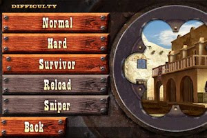 gameloft's wild west guns app has multiple game modes