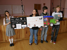 """Фото волонтерів громадської організації """"Майбутнє Тракая"""",Литва"""