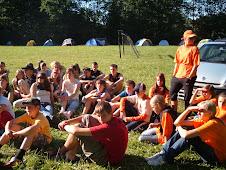 """Фото волонтерів молодіної організації """"Майбутнє Тракая"""", Литва"""