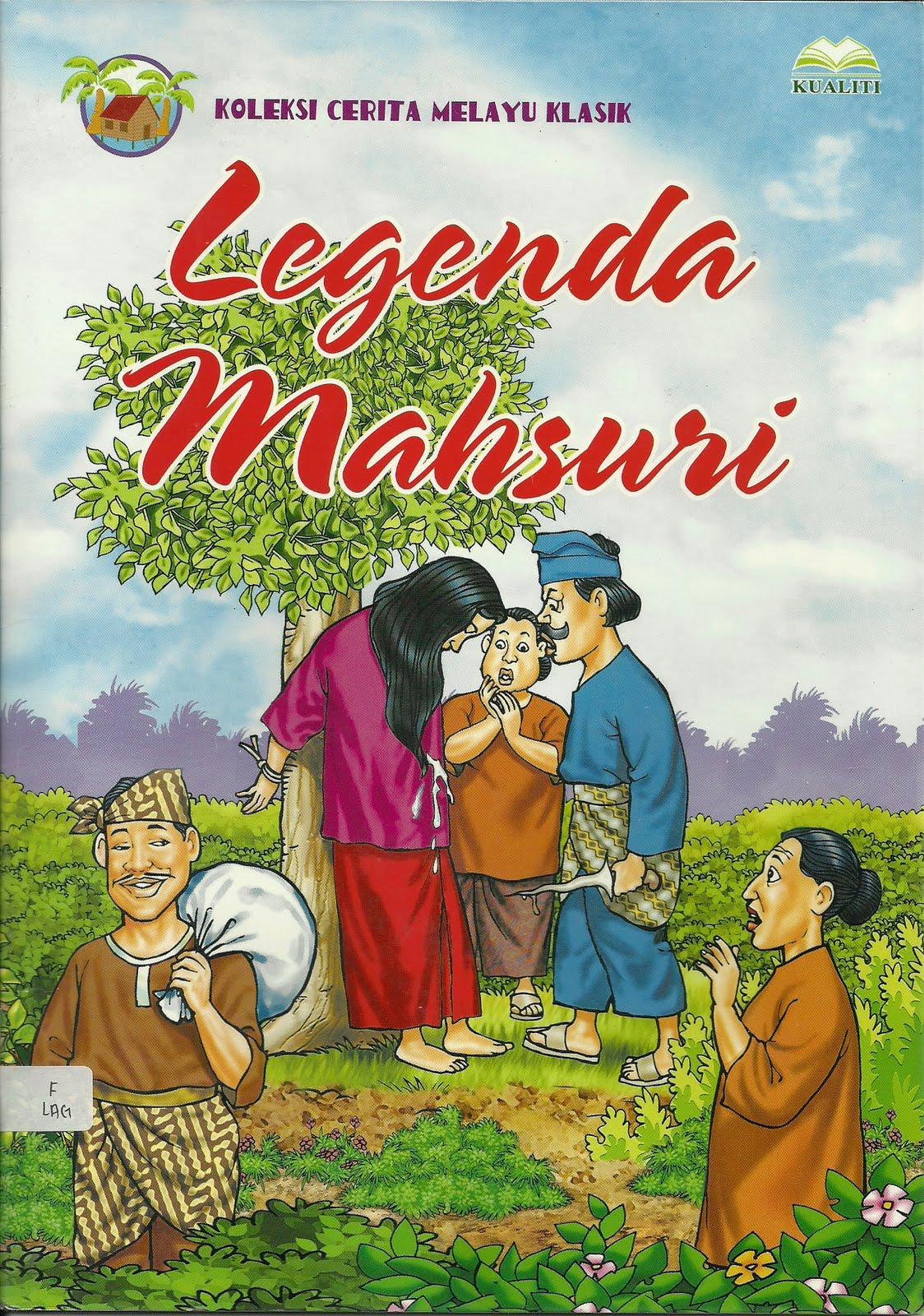 Buku Ally Lagenda Mahsuri
